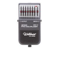 Pedal Para Baixo Waldman Bass Pro Equalizer 7 Bandas De 50 H