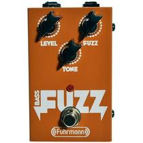 Pedal Para Baixo Bass Fuzz Fuhrmann