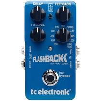 Pedal Flashback Delay & Looper - Tc Electronic