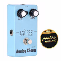 Pedal Axcess Giannini Analog Chorus Ch104 True Bypas L O J A