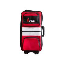 Plataforma Pedal Frame Com Bag Carrinho Vermelho Fire