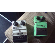 Pedal Dod Stereo Flanger Fx70 Made In Usa Troco
