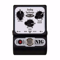 Pedal Nig Analog Tap Tempo Delay
