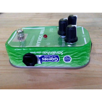 Pedal Tube Scream Lata De Sardinha Clone Ts808 Tube Screamer