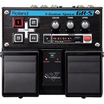 Pedal Roland Gr-s Boss Sintetizador Completo + Gk3 + Cabo