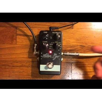 Pedal Delay Echo Alter Ego Tc Electronic N Flashback