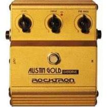 Pedal Rocktron Austin Gold Overdrive - Novo / Pronta Entrega