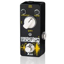 Pedal Distorção Para Guitarra Xvive Distortion V2