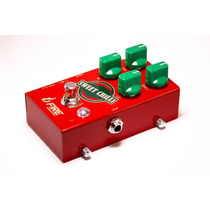 Pedal Fire Sweet Chilli Overdrive - Transparent Chili Drive