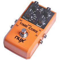 Pedal Delay Nux Time Core - Pronta Entrega - Novo