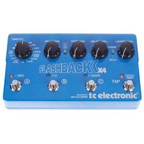 Pedal Tc Electronic Delay Flashback X4 * New *