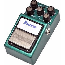 Pedal Ts 9b Ibanez Bass Tube Screamer Para Baixo Overdrive