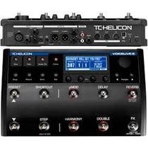 Tc Helicon Voicelive 2 Nova E Lacrada Pronta Entrega