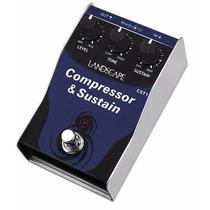 Pedal Landscape Para Guitarra Compressor & Sustain Cst1