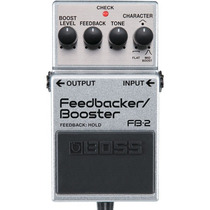 Pedal Feedbacker E Booster De Guitarra Fb2 Boss 3408