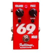 Ritmus : Fulltone 69 Mkii : Pedal De Fuzz Vintage Guitarra
