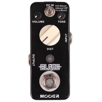 Pedal Mooer Blade Metal Distortion - Pd0876