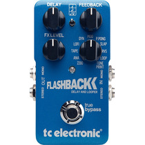 Pedal Guitarra Tc Electronic Flashback Delay Looper Nota Fis