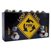 Pedal Fire Loop Trail - (dual Looper)