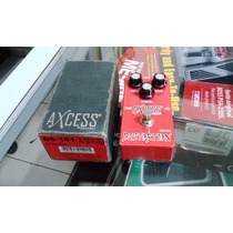 Pedal Axcess Distortion Ds101 Na Caixa