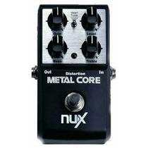 Pedal De Efeito Metal Core Nux Nfa3554