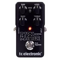 Tc Eletronic Dark Matter Distorção Distortion Drive Pedal