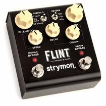Pedal Strymon Flint Tremolo & Reverb - Pd0648