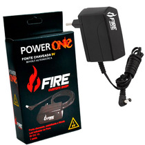 Fonte Fire Power One 9v Dc 1a Para Pedal Ou Pedaleira !!!