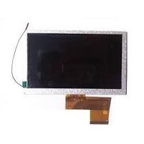 Tela Vidro Display Lcd Tablet Lenoxx Tb50 Tb55 7 Original