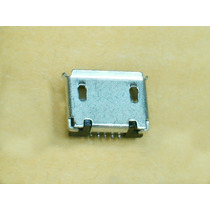 Micro Conector Usb Do Tablet Qbex Tx200