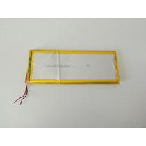 C3 Bateria 3.7v 4000mah 14.8wh Tablet Multilaser M8 Nb061