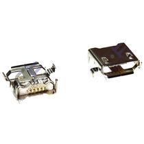 Conector Micro Usb Microusb Tablet Hp Slate 7 (mcr-05)