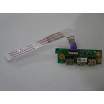 Placa Usb Acer 4745/4553/5735 Mod: Da0zq1tb8d0 Com Garantia