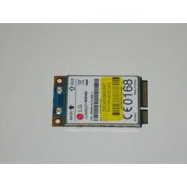 Placa Modem 3g Original Netbook Lg X140 Lum850t