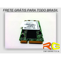 Placa Wireless Notebook Hp Dv6000 6119us #021