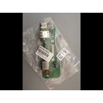 A229 Placa Power Jack Usb Do Dell Inspiron 1545 48.4aq03.c21