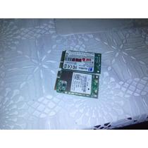 Placa De Fax Modem Para Note Dell Vostro 1000 Positivo