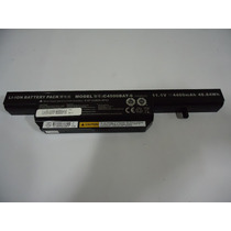 Bateria Do Notebook Itautec Infoway W7535 -modelo C4500bat-6