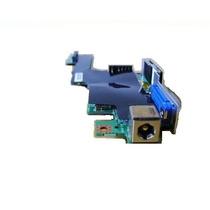 Placa Conector Fonte De Energia E Vga De Note. Positivo V Z