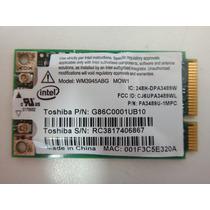 Placa Wireless Intel Wm3945abg - Mow1 - Mini-pci