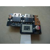 Placa Usb Acer 5741/ 5251/5551/5742 Mod: Ls 5891p
