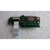 Placa Usb Audio Do Hp Mini 110-1000 Séries