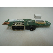Placa Usb E Audio Original Netbook Hp Mini D110