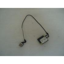 Placa Fax Modem Rj11 Notebook Positivo V25 - Usada