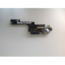 Placa Filha Dc Power + Vga 6-33-m54ss-010 Positivo Séries Z