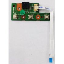 Placa Power Botão Liga Notebook Cce Ncv-d5h8 35g5l4100-c0