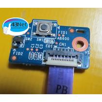 Sub Placa Power Hpmh-41-ab6009-d00 Button Note Hp Dm1 3251