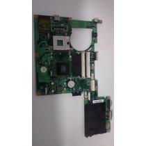 Placa Mãe Notebook Msi / Qbex Li Cic I19 Ms-1451 Com Defeito