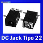 Dc Jack Tipo 22: 3.5mm * 1.35mm Netbook Philco Phn Cce Win