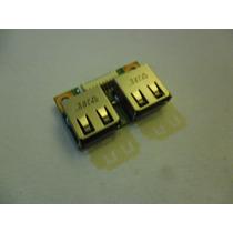 Peça P/ Notebook Hp Pavilion Dv2000 Conector Para Portas Usb